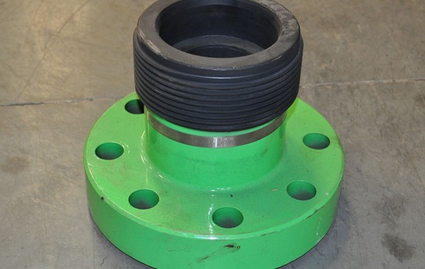 Flanges X Box Thread