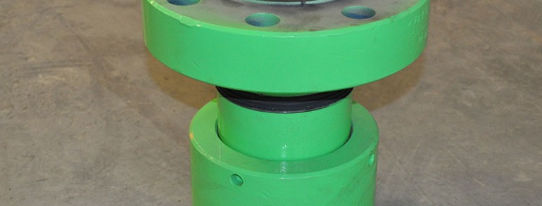 Flanges X Pin Thread